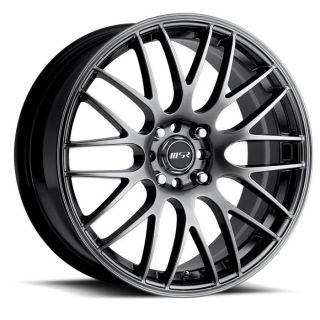 18 inch MSR 045 Gray Wheel Rim 5x112 A3 A4 A5 A6 A8 Allroad S4 S5 S6
