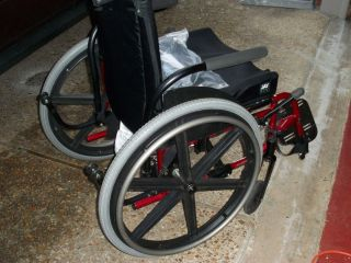 Wheelchair in Great Shape Quick Release Drive Wheels and More