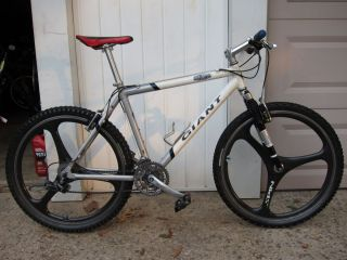 SEDONA SE with 400 SPIN MAG WHEELS alum mountain 24spd bike bicycle 93