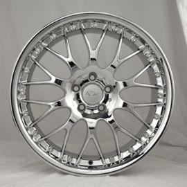 ADR42 Chrome Wheels Rims 20x8 5 5x112 20 Mercedes MBZ SL Class Allroad