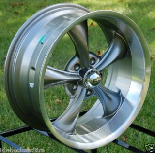 JD Wheels Ridler 695 20x10 Gray 695 2173G 5x5 5x127 0mm GM Chevy Truck