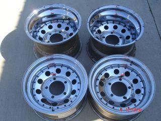 15x7 15x10 Chrome Mod Wheels Ford Dodge 5x5 5