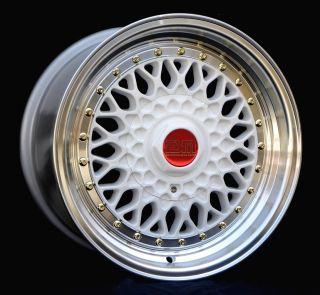 15 RS Wheels 4x108 ESM 002R Peugeot Citroen Saab Volvo Focus Renault