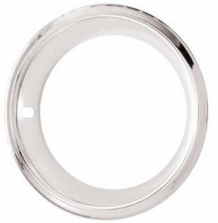 14 Olds Cutlass Mopar 14X7 Deep Chrome Stainless Wheel Trim Rings 14 x