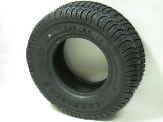 20 5x8 0 10 LRE 205 65 10 LRE Trailer Tire Snowmobile Jet Ski Utility