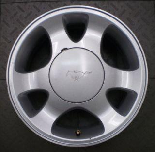 Ford Mustang 15 Wheel rim (1999 2000 2001) OEM # 3304