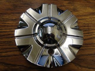Chrome center cap DT125 F205 21 125L158 DT center rim wheel piece