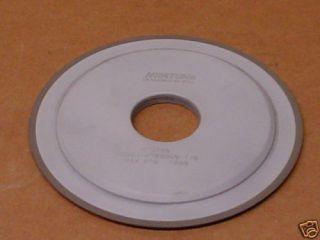 Norton SD320 R100B69 1 8 Diamond Grinding Wheel