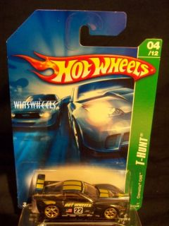 Hot Wheels 2007 Treasure Hunt 124 Corvette C6R 12SUPR