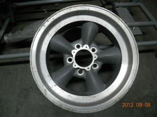 American Racing Torq Thrust Mag Wheel Chevy Gasser Mags Ratrod Camaro