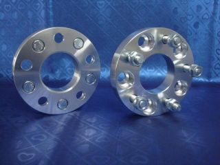 Wheel Adapters Spacers 5x5 or 5x127mm 1 or 25mm Thick 78 1mm CB
