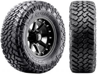 New LT285 55R22 E124Q Nitto Trail Grappler Tires