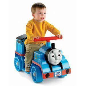 Power Wheels Thomas & Friends Thomas the Tank Engine,Toddlers Push