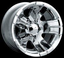 16 inch ion 138 Polished Wheels Rims 6x5 5 K 2500 Silverado Suburban
