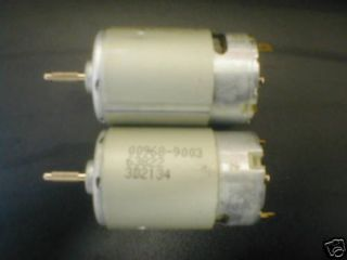 Johnson 12V PMDC DC Motor Power Wheels HC683LG