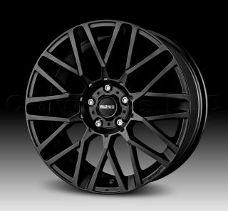 Momo Car Wheel Rim Revenge Matte Black 16 x 7 inch 4 on 100 mm