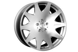 22 MRR HR3 Silver Rims Wheels Lexus LS460 22x9 22x10 5 5x120