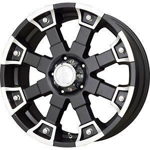 New 20x9 5x139 7 V Tec Brutal Black Wheels Rims