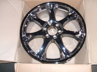 Roush Ford Lincoln Chrome Wheel Set F150 Navigator MKLT