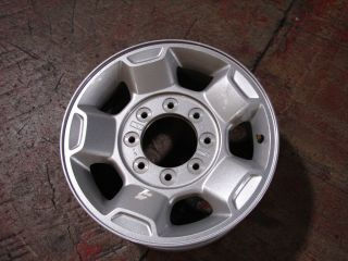 17 Ford F 250 350 5 Spoke Alloy Wheels Rims