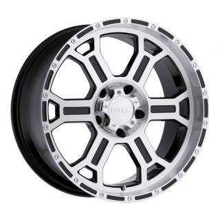 16 inch V Tec Raptor Wheels Rims 6x5 5 6x139 7 Silverado Sierra 1500