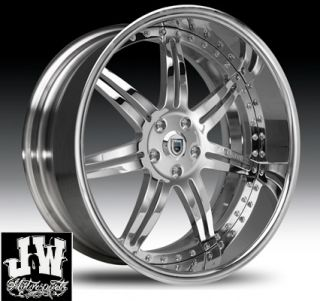 22 inch asanti AF 146 Wheels Chevy Mercedes Lexus BMW