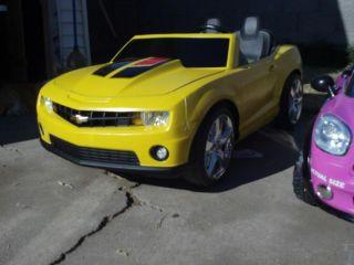 Power Wheels Chevy Camaro Bumblebee 45th Anniversary
