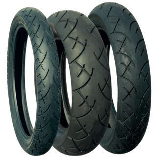 130 90 16 Full Bore Tour King Front Motorcycle Tire