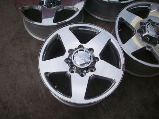GMC Denali 2500 3500 HD Factory Silverado Polished Wheels Rims