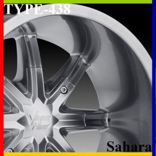 14 4x136 ATV Rims Wheels for Suzuki Twin Peaks 700