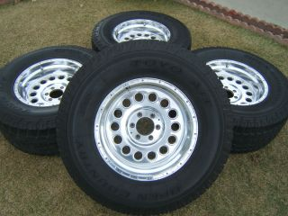 Ford F150 6 Lug 18 Eagle Alloy Rims Wheels Tires Toyo Open Country A T