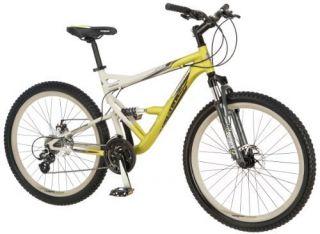 Status 3 0 Dual Suspension Mountain Bike 26 inch Wheels Free