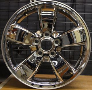 Escape Mercury Mariner 17 Chrome Factory OEM Wheel Rim 2008 13 3680 A