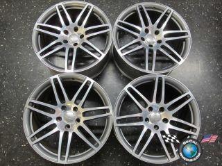 Audi Q7 S line Factory 21 Wheels OEM Rims Touareg Cayenne 4L0601025L
