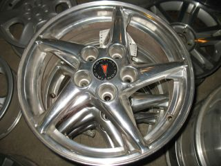 Grand Prix 16x6 5 Wheel Rim 2003 2002 2001 2000 1999 560 06535B