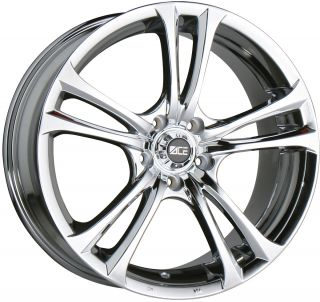 18 Manta Chrome Wheels Rims Honda Civic Fit CRX Acura Integra Yaris