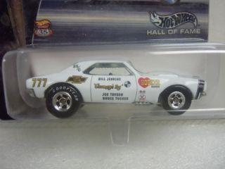 Hot Wheels Hall of Fame Milestone Moments White 1967 Camaro 161