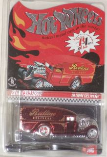 Hot Wheels Red Line Club Blown Delivery Hotwheelscollectors Com