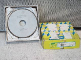 Norton 609882 Diamond Grinding Wheel 6x3 4x1 1 4 New