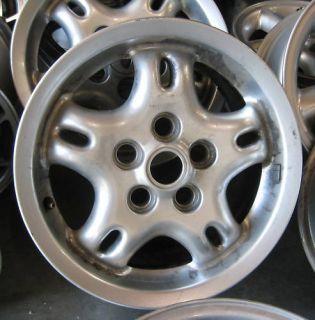 Land Rover Range Rover 16 inch Wheels Rims Spyder