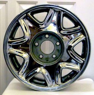 Cadillac Eldorado Seville Wheel Rims 16 Chrome 1995 2002 Eldorado
