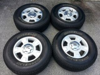 NEW 2012 FORD F150 F 150 OEM 17 Wheels Tires FX4 Expedition 265 70 17