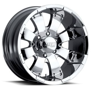 22 inch 22x10 Eagle 064 Chrome Wheel Rim 5x5 5 5x139 7 Bronco RAM 1500