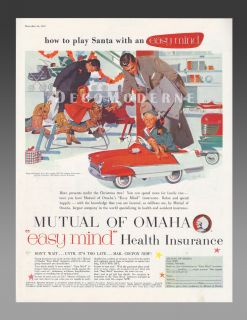 Gendron Kidillac Pedal Car In Sat Evening Post Ad 1956 Mid Century