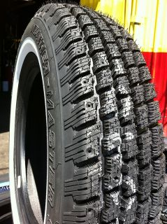 155 80 13 Cooper Big White Wall Tires 1558013 155