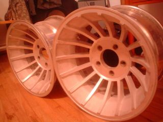 Western Turbine Hurricane Cyclone mag wheels Corvette Chevy Ford