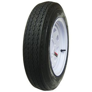 Tires St 175 80D13 B78 13 Bias White Spoke Wheels Rims 13