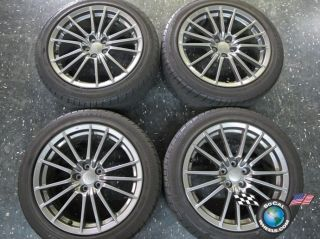 10 12 Subaru Impreza Outback Factory 17 Wheels Tires Rims 68802