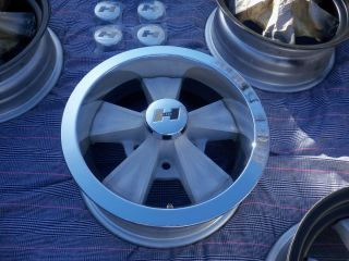 Mopar Five Hurst Mag Wheels Shelby Ford Mustang Dodge Plymouth