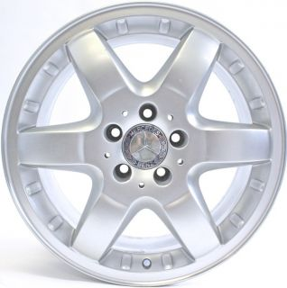 17 Mercedes Benz ml Class Wheels 65265 1634012702